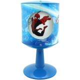 Spiderman Double Abajur 4206