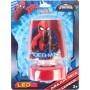 Spiderman Led Bas Çalış Gece Lambası (Pilli) 5405