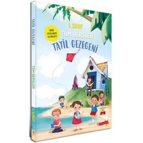 Tatil Gezegeni - 1. Sınıf Tüm Dersler - Kolektif