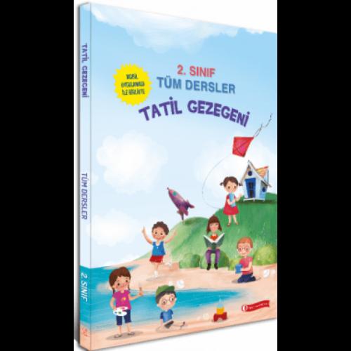 Tatil Gezegeni - 2. Sınıf Tüm Dersler - Kolektif