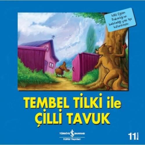 Tembel Tilki ile Çilli Tavuk - Kolektif
