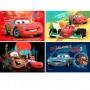 Vardem Oyuncak Disney Cars 54 Parça Mini Puzzle 19360