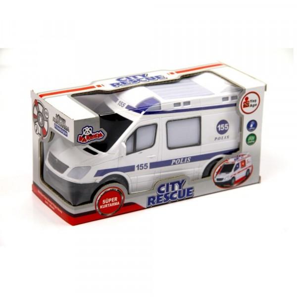 Vardem Pilli Ambulans Ve Polis Arabası N366u135ab Fiyatı