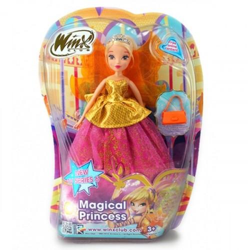 Winx Magical Princess +4 Yaş Wxd1911400