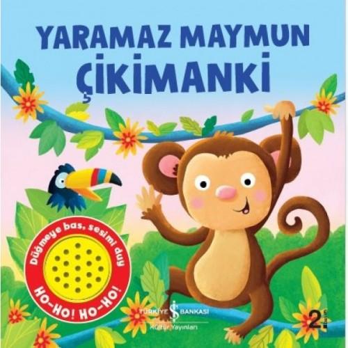 Yaramaz Maymun Çikimanki - Müzikli Kitap - Kolektif