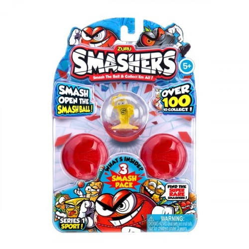 Zuru Smashers 3'lü Paket 7402