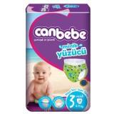 Canbebe Mayo Bebek Bezi Midi 3 Beden 13 Adet (4-9 kg)