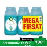 Air Wick Pure Freshmatic Yedek Sprey Bahar Esintisi 3 Al 2 Öde