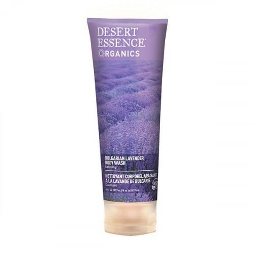 Desert Essence Duş Jeli Bulgar Lavantası Özlü 237 ml