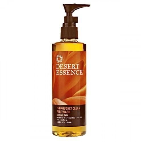 Desert Essence Derinlemesine Yüz Yıkama Jeli Normal Cilt 250 ml
