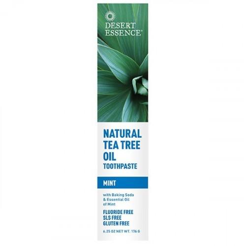 Desert Essence Diş Macunu Doğal Çay Ağacı Özlü 176 ml