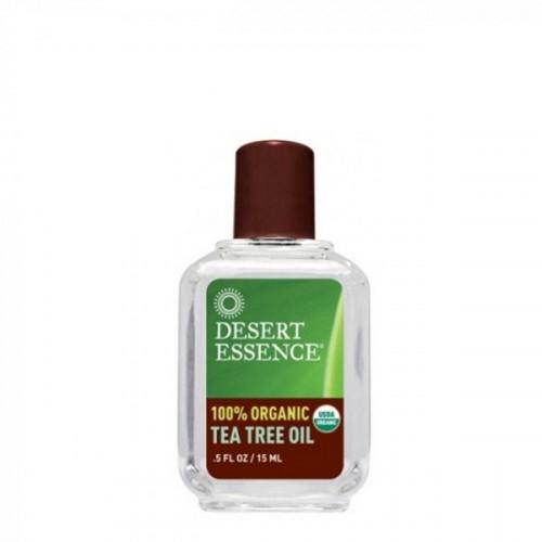 Desert Essence Organik Çay Ağacı Yağı 15 ml