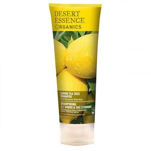 Desert Essence Şampuan Limon Çay Ağacı Özlü 237 ml