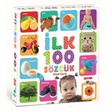 Flash Cards İlk 100 Sözcük (Diy-Toy Yayınları)