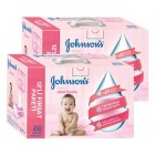 Johnsons Baby Islak Mendil Hassas 12 li Paket x 2 Adet (1.344 Yaprak)