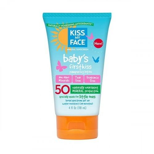 Kiss My Face Bebekler İçin Mineral Güneş Kremi SPF50 118 gr