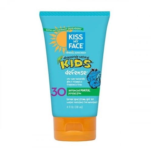 Kiss My Face Çocuklar İçin Mineral Güneş Kremi SPF30 118 ml