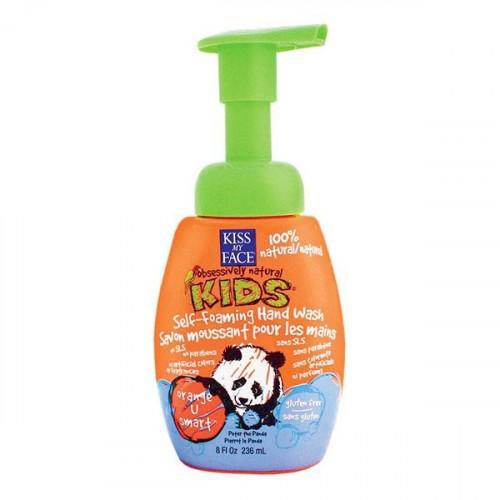 Kiss My Face Köpük El Sabunu Çocuklar İçin Doğal 236 ml