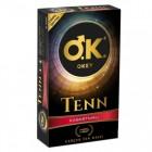 Okey Prezervatif Tenn Kabartmalı 8 li