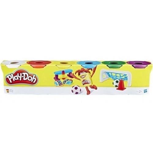 Play-Doh 6lı Oyun Hamuru C3898