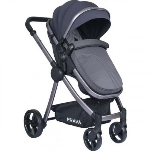 Prava P14 Travel Sistem Bebek Arabası (Antrasit-Gri)