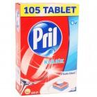 Pril Bulaşık Makinesi Tableti Klasik 105 li