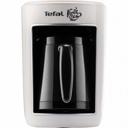 Tefal Köpüklüm Auto Tcm Türk Kahve Makinesi (Beyaz)