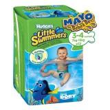 Huggies Mayo Bebek Bezi Little Swimmers Küçük Boy 12 li (7kg - 15kg)