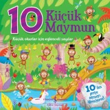 10 Küçük Maymun - Stephanie Moss