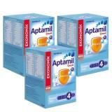 Aptamil 4 Çocuk Devam Sütü 1200 gr x 3 Adet