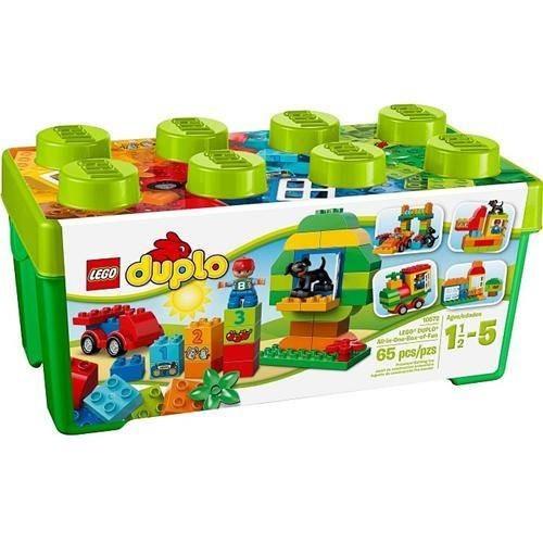 Lego Duplo All-in-One-Box-of-Fun 10572