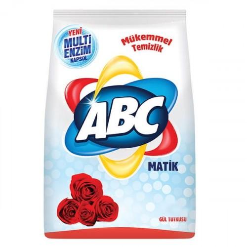 ABC Matik Toz Çamaşır Deterjanı Gül Tutkusu 7 kg