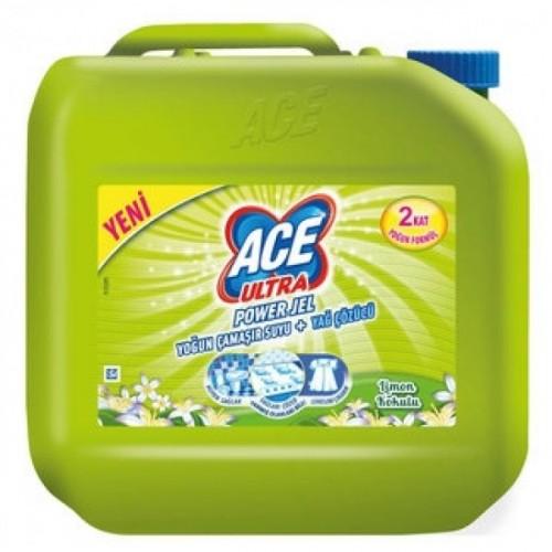 Ace Ultra Power Jel Limon Kokulu 3 kg