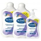 Activex Antibakteriyel Sıvı Sabun Hassas 1500 + 1500 + 700 ml