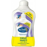 Activex Antibakteriyel Sıvı Sabun Hassas 1500 ml + 700 ml