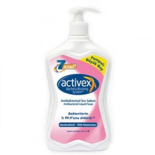Activex Antibakteriyel Sıvı Sabun Nemlendirici 700 ml