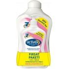 Activex Antibakteriyel Sıvı Sabun Nemlendiricili 1500 ml + 700 ml