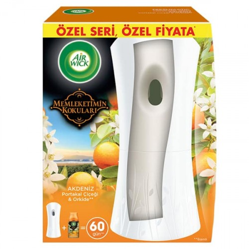 Airwick Freshmatik Makine + Yedek Akdeniz 250 ml
