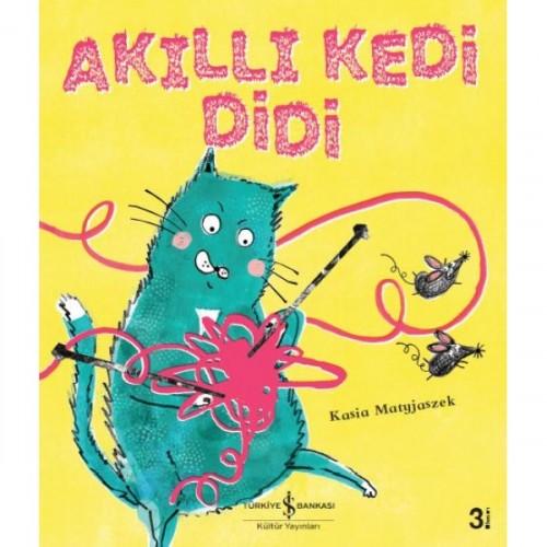 Akıllı Kedi Didi - Kasia Matyjaszek