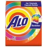Alo Matik Çamaşır Deterjanı Canlı Renkler 4 Kg