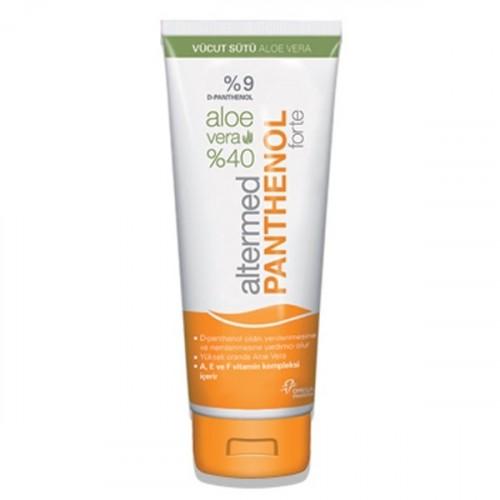 Altermed Panthenol Forte Aloe Veralı Vücut Sütü 230 ml