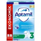 Aptamil 3 Devam Sütü Yeni Formül 1200 gr