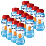 Aptamil Çocuk Sıvı Devam Sütü 1 Yaşından İtibaren 200 ml x 12 Adet