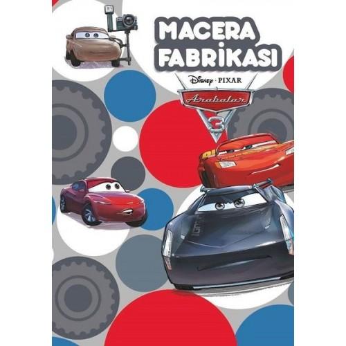 Arabalar - Macera Fabrikası - Kolektif