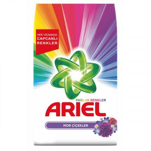 Ariel Toz Çamaşır Deterjanı Mor Çiçekler 6 kg