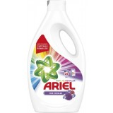 Ariel Sıvı Çamaşır Deterjanı Mor Çiçekler 26 Yıkama 1,69 lt
