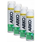 Arko 4'lü Anti-Irritation Tıraş Jeli 4 x2 00 ml