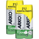 Arko Men Anti-Irritation Tıraş Köpüğü 200 ml 4 lü Fırsat Paketi