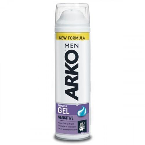 Arko Men Tıraş Jeli Sensitive 200 ml