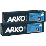 Arko Men Tıraş Kremi Cool 100 gr x 2 Adet